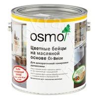Цветные бейцы на масляной основе OSMO Öl‑Beize