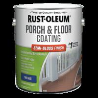 Покрытие для деревянных террас и бетонных полов повышенной стойкости (базы для колеровки в светлые тона) PORCH & FLOOR PASTEL TINT BASE