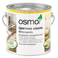 Цветные масла прозрачные OSMO Dekorwachs Transparente Töne