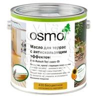 Масло для террас с антискользящим эффектом OSMO Anti-Rutsch Terrassen-Öl