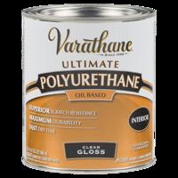 Лак уретан-алкидный органорастворимый для внутренних работ Varathane Premium Polyurethane