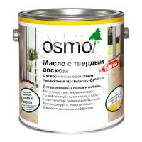 Масло с твердым воском Express с ускоренным временем высыхания OSMO Hartwachs-Öl Express