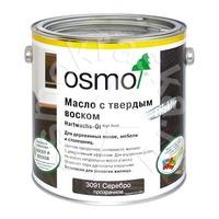 Масло с твердым воском «Эффект Серебро/Золото» OSMO Hartwachs-Öl Effekt Silber/Gold