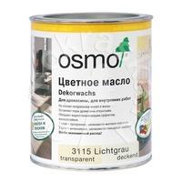 Цветные масла OSMO Dekorwachs